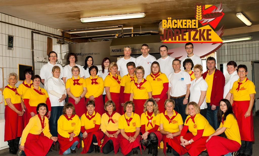 Bäckerei Jaretzke: Backen ist unsere Leidenschaft.