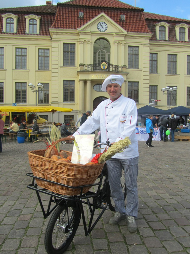 Bäckerei Konditorei Jaretzke, Teterow